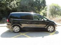 USED 2010 60 FORD GALAXY 2.0TDCi Titanium X Diesel 7 seat Metallic black Bluetooth