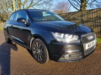 USED 2011 11 AUDI A1 1.6 TDI SPORT 3d 103 BHP **£0 ROAD FUND**EXCELLENT CONDITION**SUPERB DRIVE**