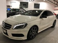 2013 MERCEDES-BENZ A-CLASS 1.8 A200 CDI BLUEEFFICIENCY AMG SPORT 5d 136 BHP £12495.00