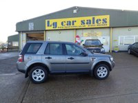USED 2007 56 LAND ROVER FREELANDER 2.2 TD4 GS 5d 159 BHP