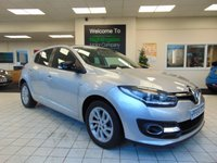 2014 RENAULT MEGANE 1.5 LIMITED ENERGY DCI S/S 5d 110 BHP £7495.00