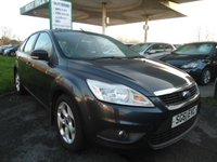 USED 2011 61 FORD FOCUS 1.6 SPORT TDCI 5d 107 BHP 5 SERVICE STAMPS