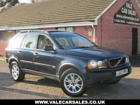 USED 2003 03 VOLVO XC90 2.9 T6 SE AUTO (7 SEATS) 5dr SERVICE HISTORY WITH 18 SERVICES + 7 SEATS