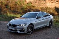 2015 BMW 4 SERIES 3.0 435I M SPORT GRAN COUPE 4d AUTO 302 BHP £SOLD