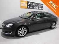USED 2015 65 VAUXHALL INSIGNIA 1.6 ELITE NAV CDTI ECOFLEX S/S 5d 134 BHP GREAT FAMILY CAR WITH  HIGH SPEC ONE OWNER WITH FULL DEALER HISTORY, 4 STAMPS, CAM BELT JUST BEEN DONE, THIS CAR HAS BEEN VERY WELL LOOKED AFTER, COMES WITH CRUSE CONTROL LUXURY LEATHER SEATS, PARKING SENSORS, CLIMATE CONTROL, PRIVACY GLASS, 18INCH UPGRADED ALLOYS,