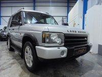 2004 LAND ROVER DISCOVERY 4.0 V8I PREMIUM ES 5d AUTO 183 BHP £4995.00