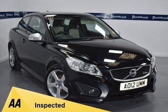 2012 VOLVO C30 1.6 D2 R-DESIGN 3d 115 BHP £5740.00