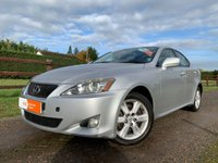 2007 LEXUS IS 2.2 220D 4d 175 BHP  £2295.00
