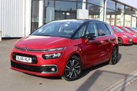 USED 2016 66 CITROEN C4 PICASSO 1.6 BlueHDi Flair EAT6 (s/s) 5dr MPV Diesel Automatic