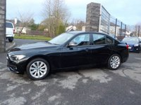 USED 2017 66 BMW 3 SERIES 2.0 320D SE 4d AUTO 188 BHP £30.00 RFL; 67.3mpg; 188bhp