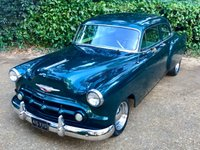 USED 1953 CHEVROLET GMC BEL AIR CHEVY BEL AIR 5.7L coupe, American Muscle, Hotrod. px, swap  American Muscle Hotrod.
