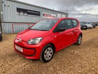 2012 VOLKSWAGEN UP 1.0 TAKE UP 3d 59 BHP £3990.00