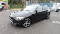 USED 2013 13 BMW 1 SERIES 2.0 118D SPORT 5d 141 BHP IMMACULATE CONDITION