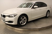 USED 2012 62 BMW 3 SERIES 320D SE 4d 184 BHP