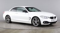 2014 BMW 4 SERIES 2.0 420D SPORT 2d 181 BHP