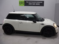 USED 2012 62 MINI HATCH COOPER 1.6 COOPER BAKER STREET 3d 120 BHP BEAUTIFUL CAR COMES IN THE BEST COLOUR GLEAMING WHITE WITH BLACK HALF LEATHER , PEPPER PACK, CLIMATE CONTROL, BLUE TOOTH PHONE PREP, FRONT FOG LIGHTS , THIS CAR HAS BEEN CHERISHED BY ITS PREVIOUS OWNERS