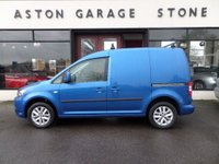 USED 2014 64 VOLKSWAGEN CADDY 1.6 C20 TDI HIGHLINE 101 BHP **CRUISE * PLUS VAT ** ** SERVICE HISTORY * 1 OWNER **