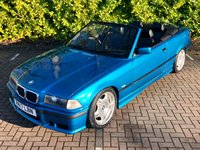 USED 1997 R BMW 3 SERIES 2.8 328I CONVERTIBLE 2d AUTO 190 BHP px swap Beautiful colour in great condition for its years..