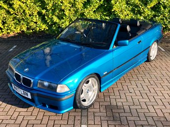 1997 BMW 3 SERIES E36 328I // CONVERTIBLE // 2.8L // AUTO // 190 BHP // px // swap £4490.00
