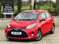 2015 TOYOTA YARIS 1.4 D-4D ICON 5d 90 BHP £SOLD