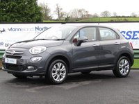 USED 2015 FIAT 500X 1.4 MULTIAIR POP STAR 5d 140 BHP
