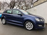 USED 2013 13 VOLKSWAGEN POLO 1.2 BLUEMOTION TDI 5d 74 BHP