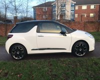 2013 CITROEN DS3 1.6 DSTYLE PLUS 3d 120 BHP £6299.00