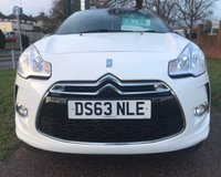 USED 2013 63 CITROEN DS3 1.6 DSTYLE PLUS 3d 120 BHP GREAT SPECIFICATION :
