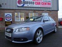 2006 AUDI A4 1.8 T S LINE 5d 161 BHP £3750.00