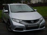 USED 2013 63 HONDA CIVIC 1.8 I-VTEC TI 5d 140 BHP RELIABLE FAMILY HATCH*** NEW MODEL