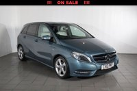 USED 2012 12 MERCEDES-BENZ B-CLASS 1.6 B180 BLUEEFFICIENCY SPORT 5d 122 BHP Call us for Finance