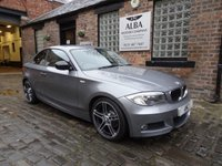2013 BMW 1 SERIES 2.0 118D SPORT PLUS EDITION 2d 141 BHP £9995.00