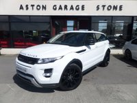 2013 LAND ROVER RANGE ROVER EVOQUE 2.2 SD4 DYNAMIC 5d AUTO 190 BHP ** PAN ROOF * CAM ** £20450.00