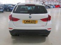 USED 2014 14 BMW X1 2.0 XDRIVE20I SPORT 5d 181 BHP