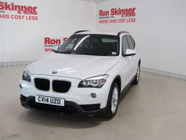BMW X1 at Ron Skinner and Sons