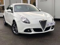 USED 2012 12 ALFA ROMEO GIULIETTA 1.4 LUSSO TB 5d 120 BHP +BUY NOW PAY LATER+