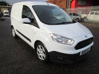 2018 FORD TRANSIT COURIER 1.5 TREND TDCI 95 PS *ONLY 6000 MILES*NO VAT* £9995.00