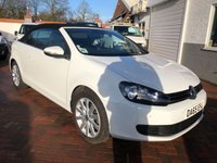 USED 2015 65 VOLKSWAGEN GOLF 2.0 SE TDI BLUEMOTION TECHNOLOGY 2d 109 BHP