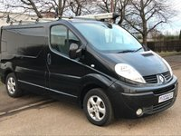 2014 RENAULT TRAFIC 2.0 SL27 SPORT DCI S/R P/V 1d 115 BHP £8495.00