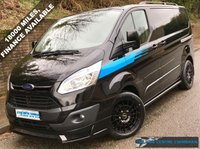 2015 FORD TRANSIT CUSTOM LIMITED L1 H1 270 SWB 2.2 125BHP £16995.00