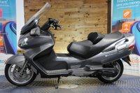 2011 SUZUKI BURGMAN 650 AN 650 Executive £4194.00