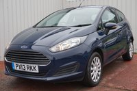 2013 FORD FIESTA 1.2 STYLE 3d 59 BHP £4695.00