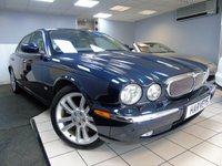 USED 2007 JAGUAR XJ 4.2 SOVEREIGN V8 LWB 4d AUTO 300 BHP