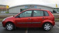 2007 FORD FIESTA 1.2 STYLE 16V 5d 78 BHP £2795.00