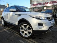 2012 LAND ROVER RANGE ROVER EVOQUE 2.2 SD4 PURE TECH 5d AUTO 190 BHP £19995.00