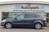 USED 2011 61 FORD S-MAX 2.0 TITANIUM TDCI 5d 161 BHP LOW DEPOSIT OR NO DEPOSIT FINANCE AVAILABLE