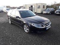 2010 SAAB 9-5 2.3 TURBO EDITION 5d AUTO 260 BHP £1895.00