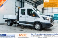 USED 2017 67 FORD TRANSIT 2.0 350 L3 H2 P/V DRW TIPPER *FORD WARRANTY UNTIL SEP 2020*