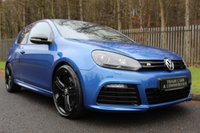 USED 2011 61 VOLKSWAGEN GOLF 2.0 R DSG 3d AUTO 270 BHP A STUNNING LOW OWNER MK6 R WITH VW HISTORY!!!