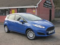 2013 FORD FIESTA 1.2 STYLE (FULL SERVICE HISTORY) 5dr £5490.00